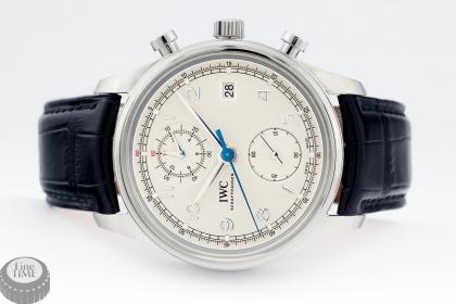 IWC Portugieser Chronograph Classic IW390403