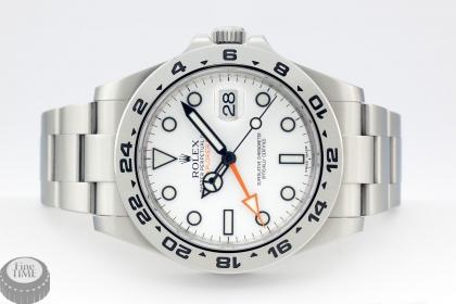 Rolex Explorer 2 216570
