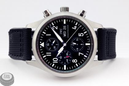 IWC IW371701 Flieger Spitfire Chronograph
