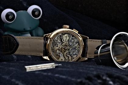Jaeger-Lecoultre Duometre Chronographe