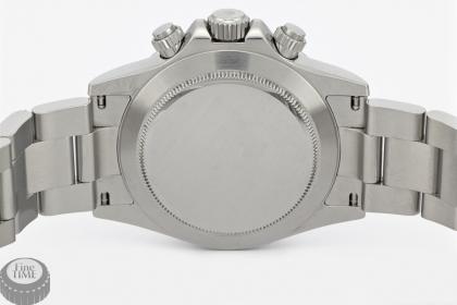 Rolex Daytona 116520 black dial