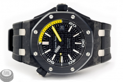 Audemars Piguet Offshore Diver Carbon 15706AU-OO-A002CA-01