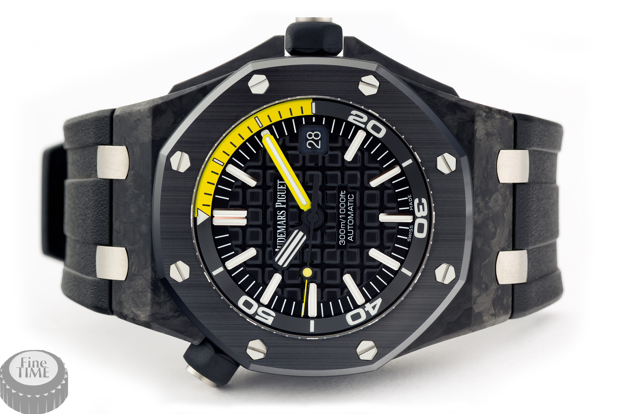 Audemars Piguet Royal Oak Offshore Diver Carbon 15706AU