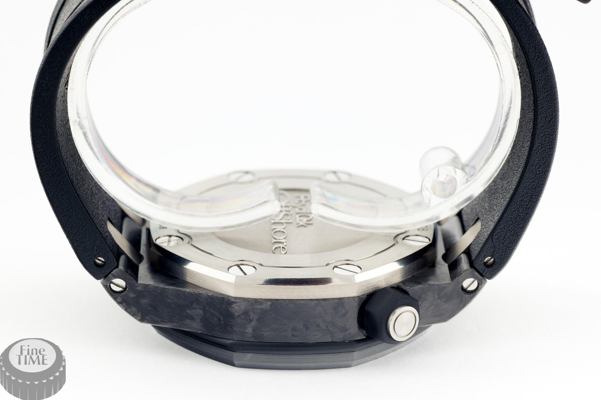 Audemars Piguet Royal Oak Offshore Diver Carbon 15706AU