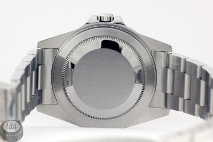 Rolex Explorer 2 16570 white dial