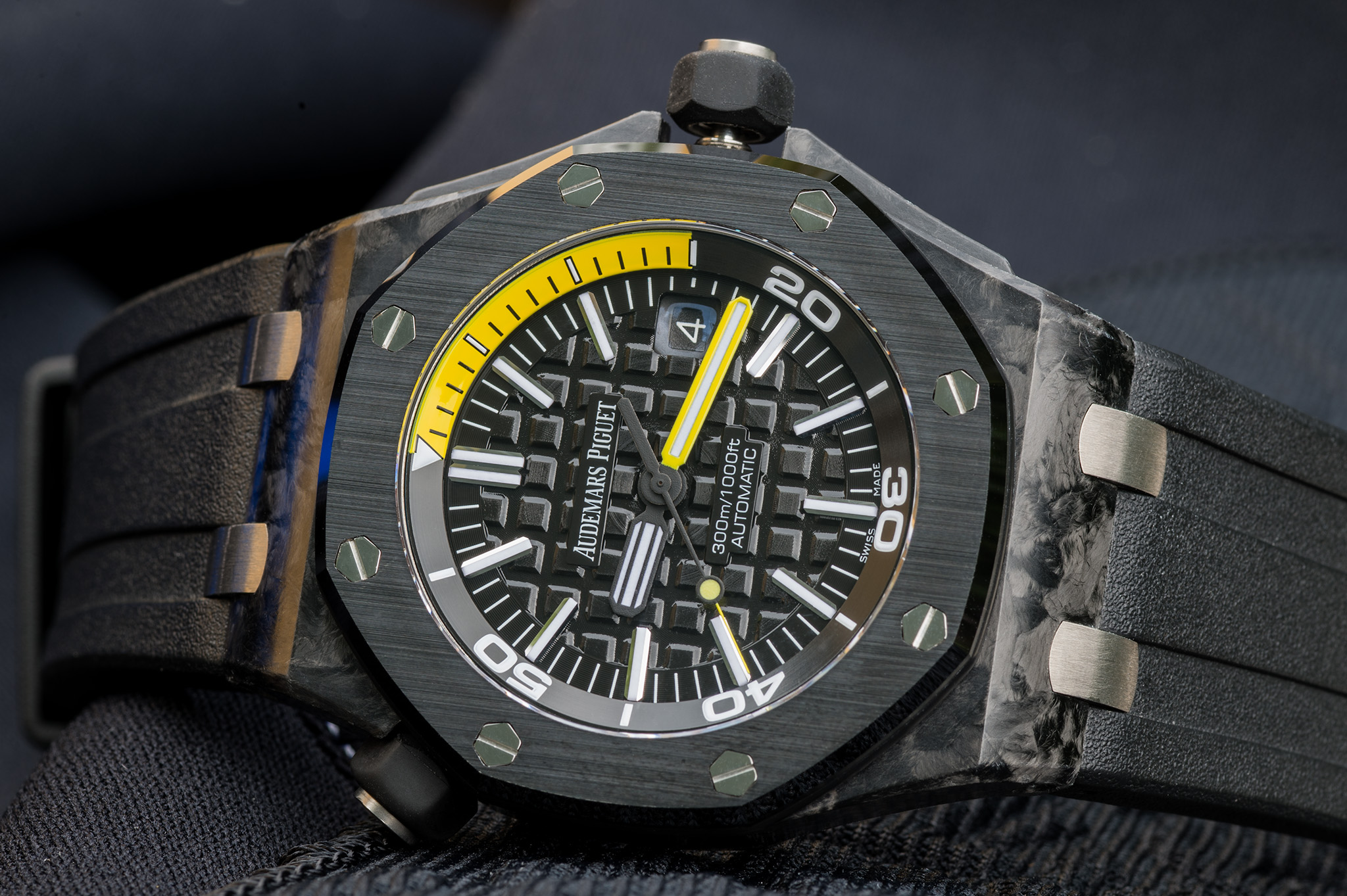 Audemars Piguet Royal Oak Carbon Diver
