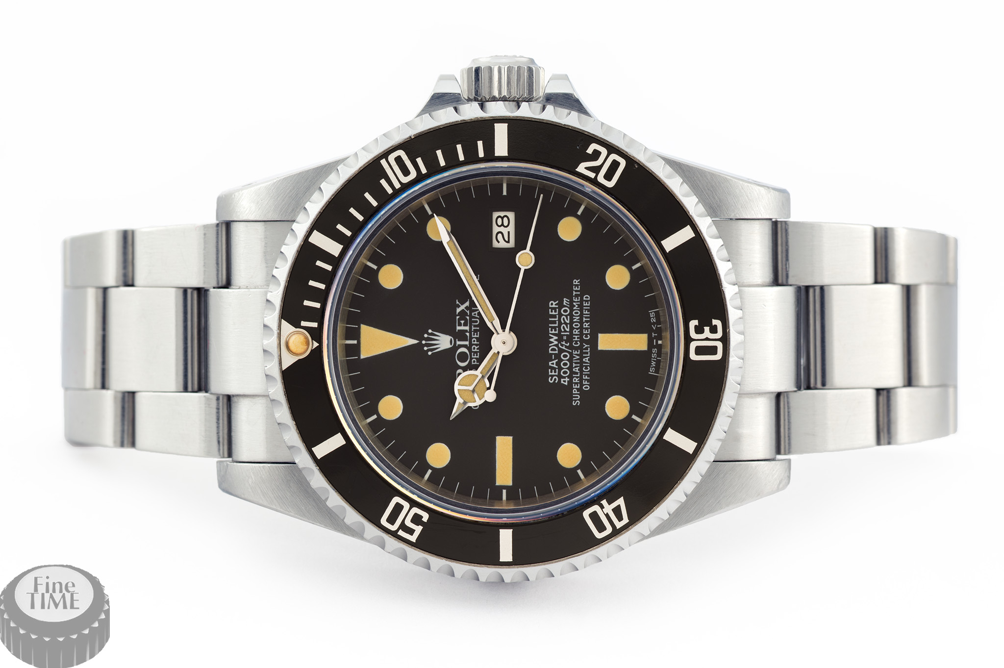 Rolex Sea-Dweller 16660 mat