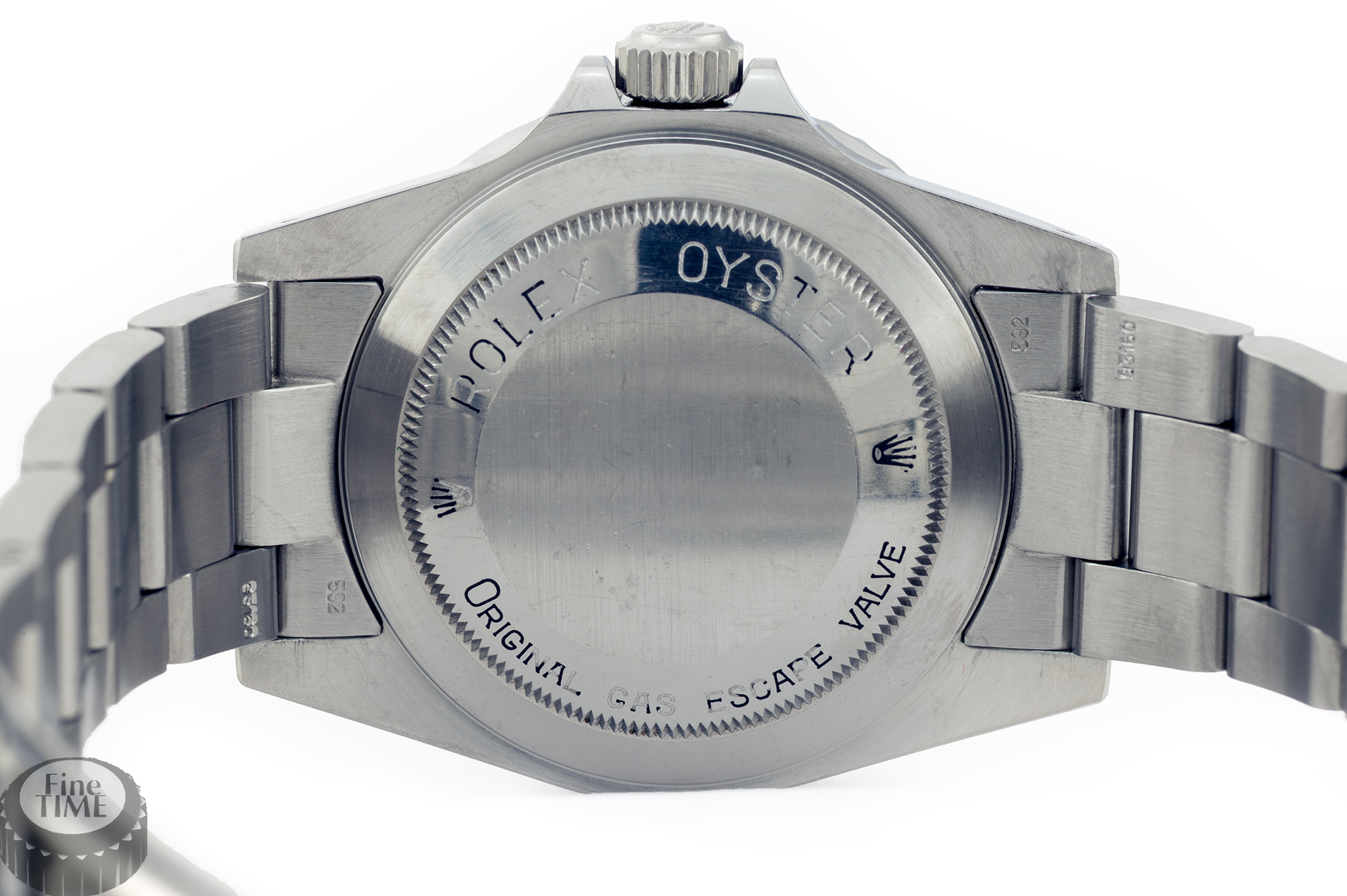 Rolex Sea-Dweller 16660 mat back