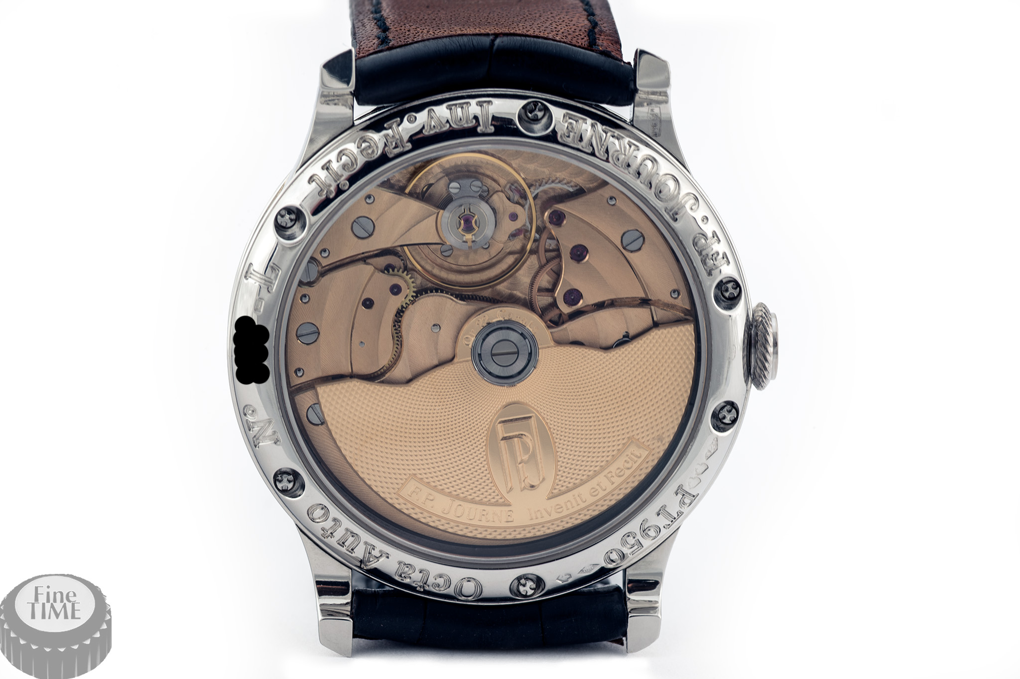 F.P. Journe Octa Lune platinum