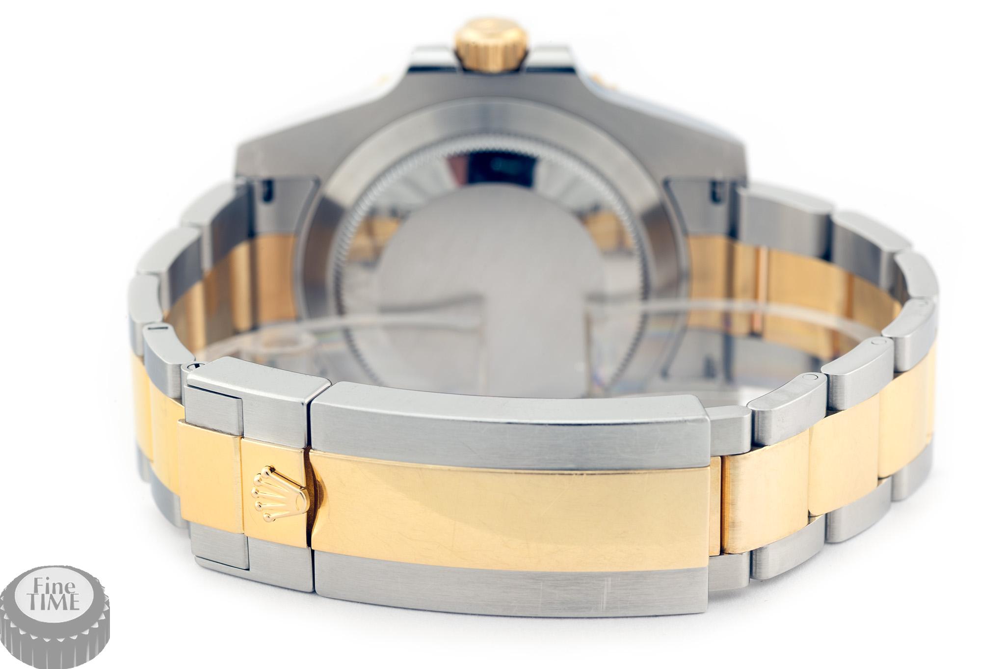 Rolex Oyster steel/gold bracelet