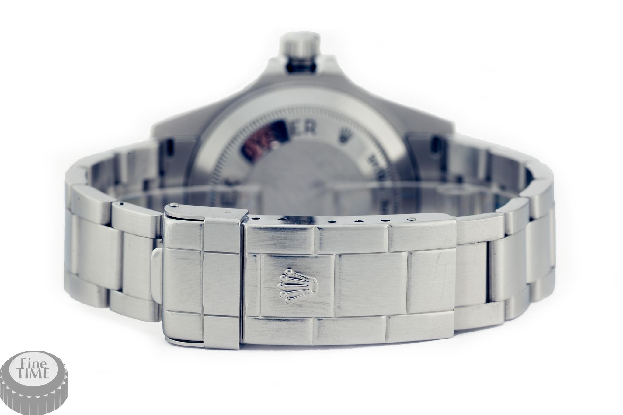 Rolex Seadweller 16600 F-serie clasp