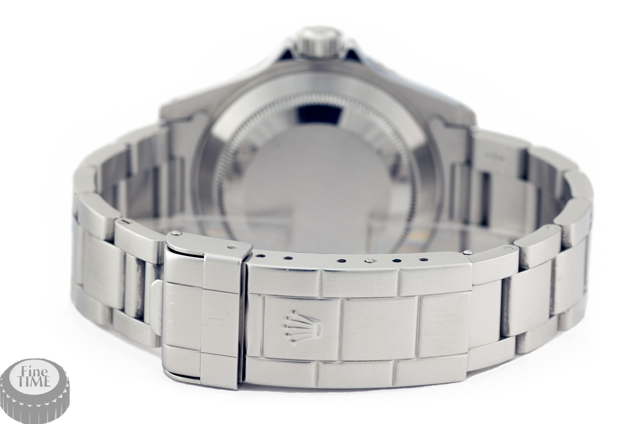 Rolex Submariner 14060M Y serie clasp