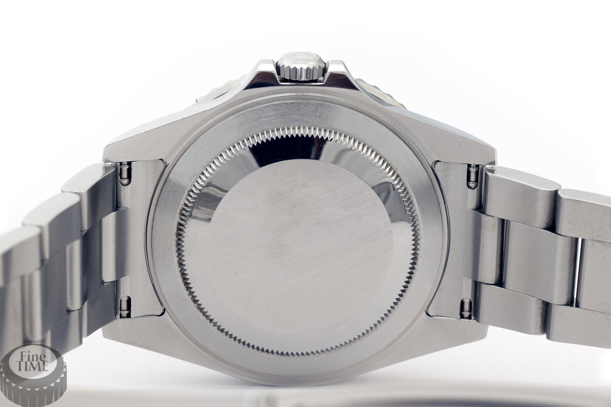 Rolex GMT-Master 2 16710 back
